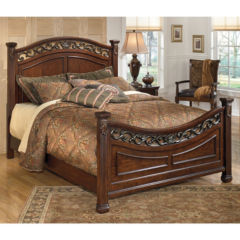 queen beds  headboards for the home  jcpenney, Headboard designs