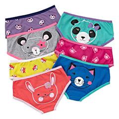Okie Dokie 7-pc. Brief Panty Girls