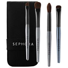 SEPHORA COLLECTION Ready in 5 Eye Brush Set