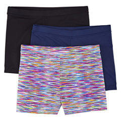 Maidenform 3-pc. Playground Shorts