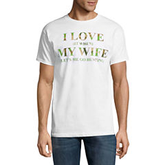 I Love My Wife SS Tee