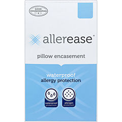 Allerease Waterproof Waterproof Pillow Protector