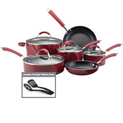 Farberware® Millennium 12-pc. Porcelain Nonstick Cookware Set