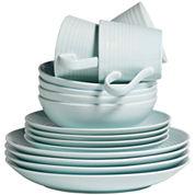 Gordon Ramsay by Royal Doulton Maze 16-pc. Dinnerware Set