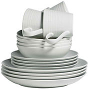 Gordon Ramsay by Royal Doulton Maze 16-pc. Dinnerware Set