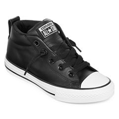 Converse® Chuck Taylor All Star Street Mid Boys Sneakers - Kids