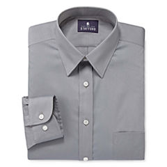 Stafford® Comfort Stretch Long Sleeve Dress Shirt
