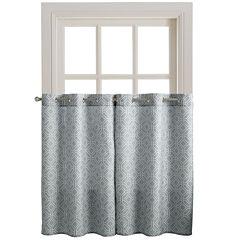 Neiva Grommet-Top 2-pk. Window Tiers