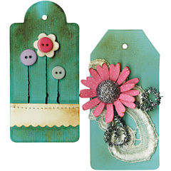 Sizzix® Bigz™ Die, Tags no.3