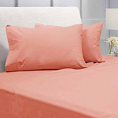 Seriously Soft™ Brushed Percale Easy Care Sheet Set