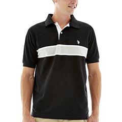 U.S. Polo Assn.® Engineer-Stripe Polo
