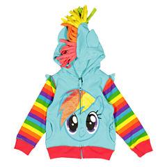 My Little Pony Hoodie-Preschool Girls