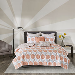 Urban Habitat Stella Cotton Percale 7-pc. Coverlet Set