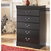 Signature Design by Ashley® Guthrie 5-Drawer Chest