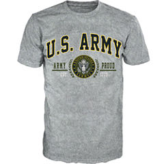 Military US Army SS Tee