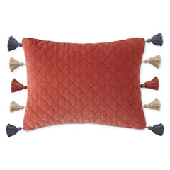 Linden Street Artisan Oblong Decorative Pillow