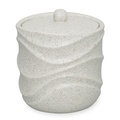 Destinations Wavy Beach Bathroom Canister