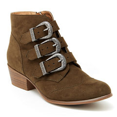 Union Bay Treasure Womens Bootie
