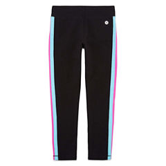 Xersion Solid Jersey Leggings - Preschool Girls