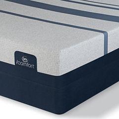 Serta® iComfort® Blue 500 Plush Mattress + Box Spring