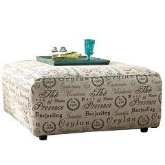 Signature Design by Ashley® Camden Oversized  Ottoman