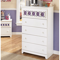 Signature Design by Ashley® Zayley 5-Drawer Chest