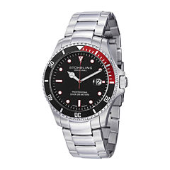 Stührling® Original Mens Stainless Steel Watch