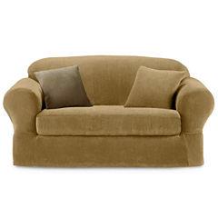 Maytex Smart Cover® Collin Stretch 2-pc. Sofa Slipcover