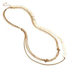 Boutique + 34 Inch Chain Necklace