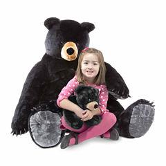 Melissa & Doug® Black Bear and Cub - Plush