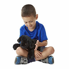 Melissa & Doug® Benson Black Lab
