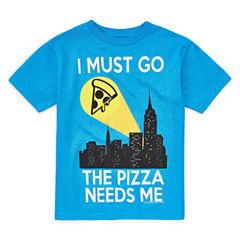 Graphic T-Shirt-Preschool Boys