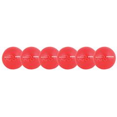 Champion Sports 6 Inch Rhino Skin Low Bounce Dodgeball Set