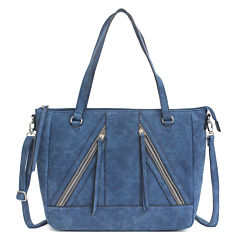 a.n.a® Provo Satchel Bag