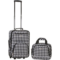 Rockland Rio 2-pc. Carry-On Luggage Collection