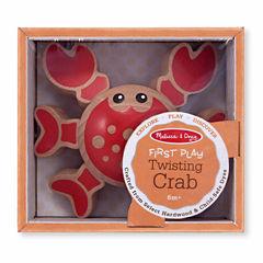 Melissa & Doug® Twisting Crab