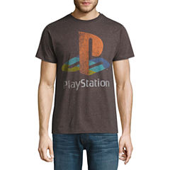 Playstation Emblem SS Tee