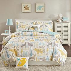 INK+IVY Woodland Comforter Set & Accessories