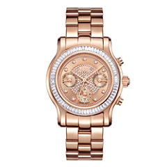 JBW Womens Rose Goldtone Bracelet Watch-J6330c