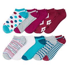 Mixit 10-pc. No Show Socks