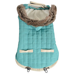 Animal Planet Quilt Puffy Jacket