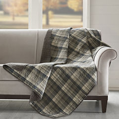 Woolrich Tasha Quilted Quilted Throw
