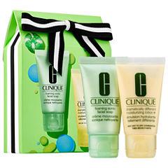 CLINIQUE Sparkle & Glow for Drier Skins