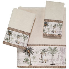 Avanti Colony Palm Bath Towels