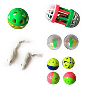 Iconic Pet Assorted Cat Toy Set