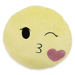 Total Girl Pillow heart Emoji