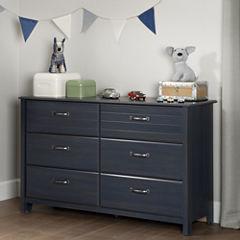 Ullysses 6-Drawer Dresser