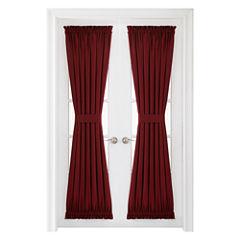 Royal Velvet® Supreme Rod-Pocket Lined Door Panel
