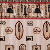 Fashion Passion Shower Curtain