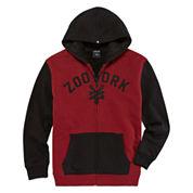 Zoo York® Full-Zip Sherpa Hoodie - Boys 8-20